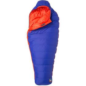 Big Agnes Torchlight 30 Sac de couchage Petite Femme, cobalt/orange